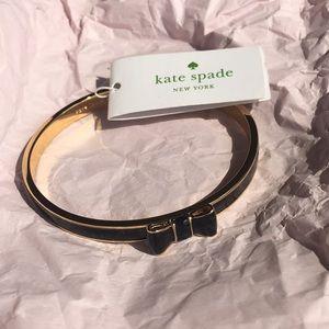 "NWT Kate Spade ""Take a bow"" bangle bracelet"